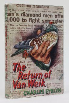 THE RETURN OF VAN WEIK