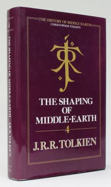 THE SHAPING OF MIDDLE-EARTH.