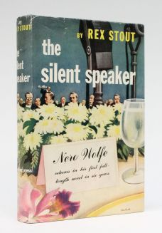 THE SILENT SPEAKER.