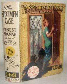 THE SPECIMEN CASE
