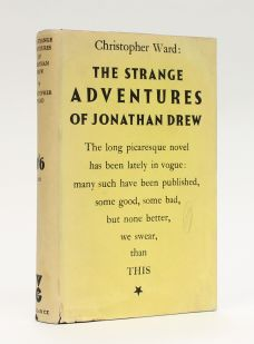 THE STRANGE ADVENTURES OF JONATHAN DREW
