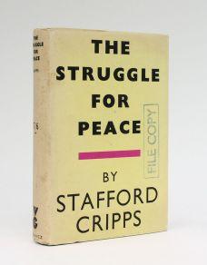 THE STRUGGLE FOR PEACE