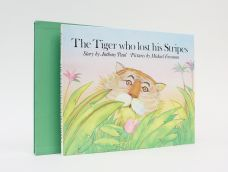 THE TIGER WHO LOST HIS STRIPES