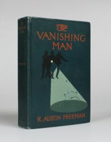 THE VANISHING MAN (The Eye of Osiris)