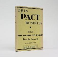 THIS PACT BUSINESS.