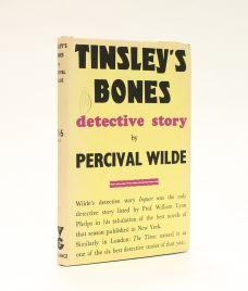 TINSLEY'S BONES.
