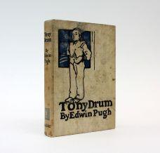 TONY DRUM: A COCKNEY BOY.