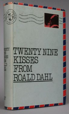 TWENTY NINE KISSES FROM ROALD DAHL