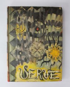 VERVE. An Artistic and Literary Quarterly. Volume one, Numbers three and four
