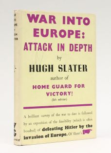 WAR INTO EUROPE:
