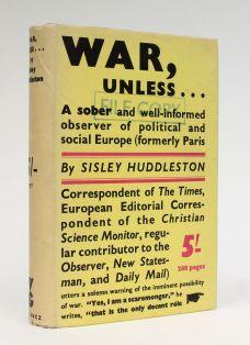 WAR, UNLESS ...