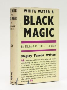 WHITE WATER AND BLACK MAGIC