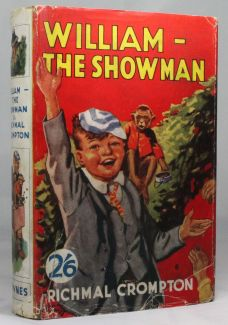 WILLIAM - THE SHOWMAN