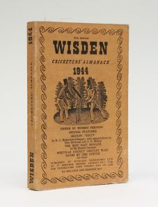 WISDEN CRICKETERS' ALMANACK 1944