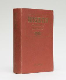 WISDEN CRICKETERS' ALMANACK 1946