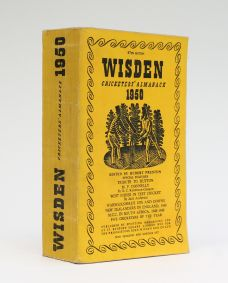 WISDEN CRICKETERS' ALMANACK 1950