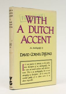 WITH A DUTCH ACCENT