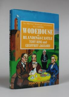 WODEHOUSE AT BLANDINGS CASTLE
