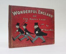 WONDERFUL ENGLAND OR THE HAPPY LAND!