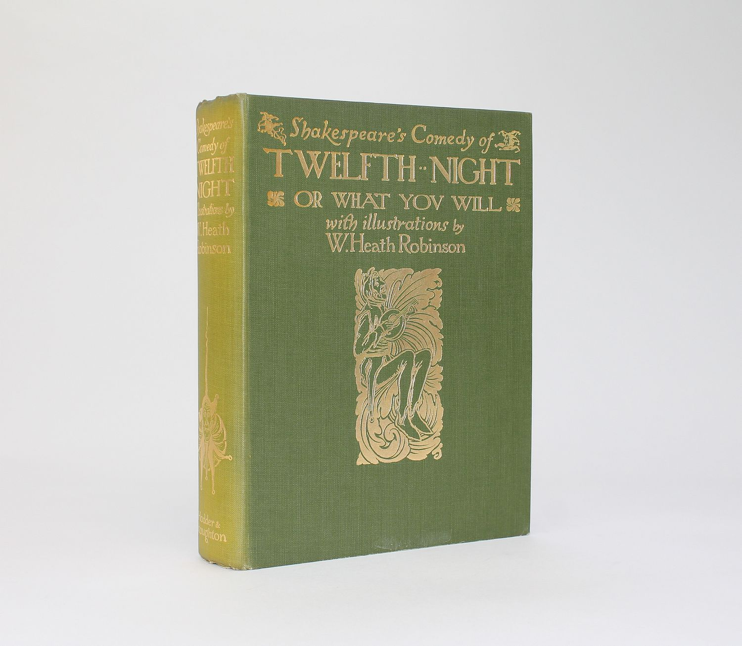 Comedy and seriousness in twelfth night