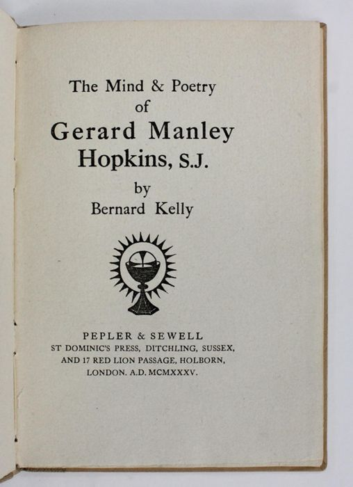 the analysis of poetry by gerard manley hopkin s carrion comfort An introduction to 'god's grandeur', the gerard manley hopkins poem in our pick of gerard manley hopkins's best poems, we included 'god's grandeur', a sonnet celebrating 'the grandeur of god'hopkins was one of the greatest religious poets of the entire nineteenth century, and this poem shows how he attained that reputation.
